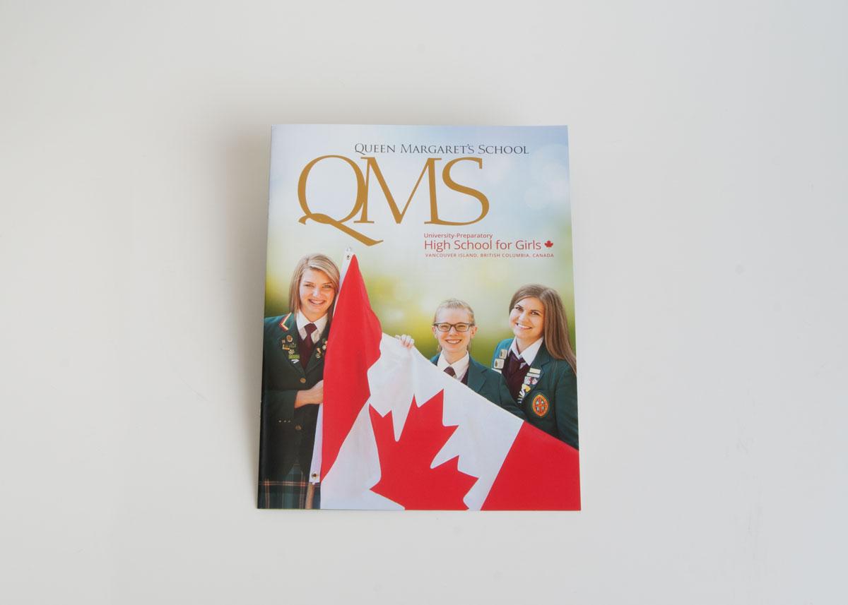 senior brochure cover