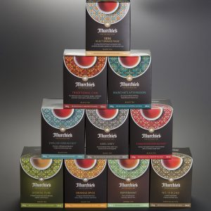 tea service boxes