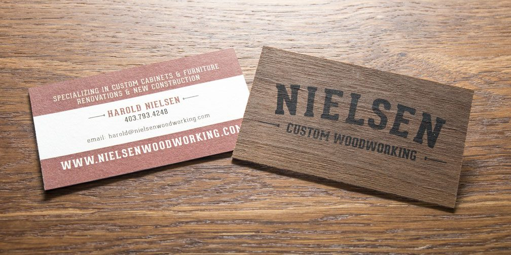 We always wanted to create wooden business cards shortcreative wood business cards colourmoves